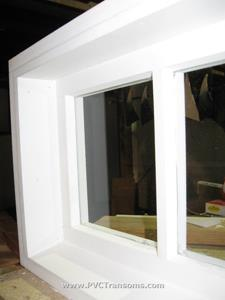 Click to view album: PVC Transom Windows